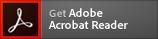 Logo for Adobe Reader.